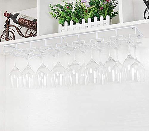 WSJ – Botellero para botellas de vino, soporte para copas de vino, soporte para copas de vino o decoración
