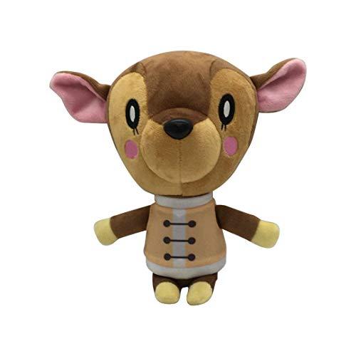 """MTDH 1 Pc Animal Crossing New Horizons Plüsch Weiche Gefüllte Puppe 8\""""/9.5\""""/11\"""" Freunde oder Ihre eigenen (Fauna)"""