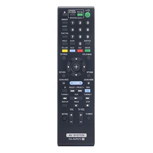 Mando a distancia de repuesto VINABTY RM ADP073 para Sony BDV-E190 BDV-E290...
