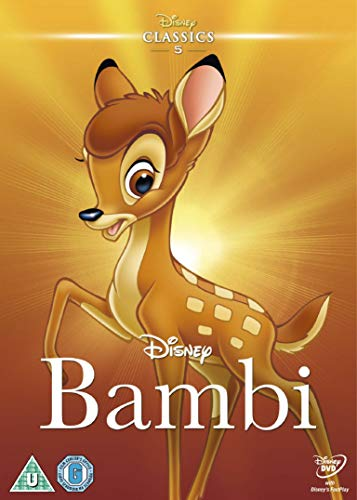 Bambi - Diamond Edition [DVD]  - UK Version (englische Ausgabe)