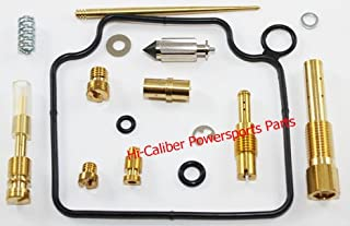QUALITY Carburetor Rebuild Kit for the 2004-2007 Honda TRX 400 Rancher AT ATV