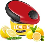 Electric Can Opener, Restaurant Can Opener, Touch and Go Professional Can Opener, Automatic Can/Tin...