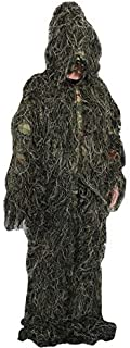 SAS Ghillie Suit with Carrying Bag 3 Pieces