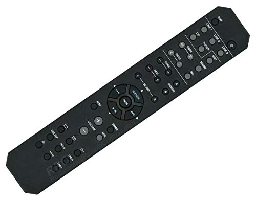 SccKcc Audio/Video Receiver Remote Control for R-S202, R-S202BL (ZU49260)