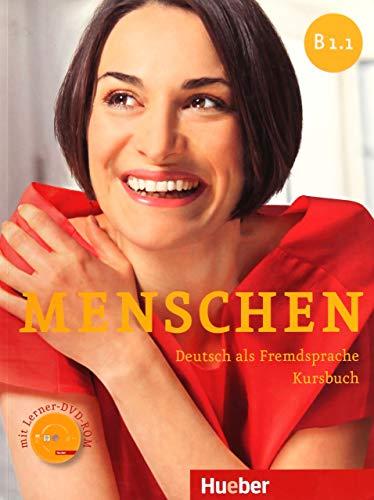 MENSCHEN B1.1 Kb+DVD-ROM (alum.): Kursbuch B1.1 mit DVD-Rom: Vol. 1