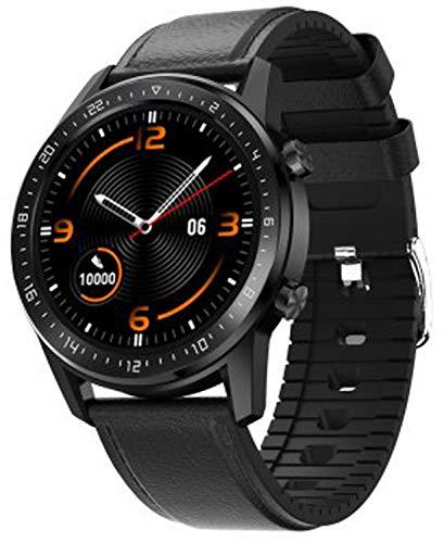 Duward smartwatch Unisex Analog Quartz Watch with Leather Bracelet DSW001.12