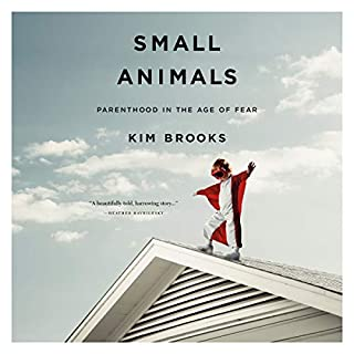 Small Animals audiobook cover art