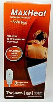 SoftHeat Hp215-24-3P Heat Pad Moist/Dry