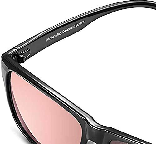 PILESTONE TP-021 (Tippe A) farbenblinde gläser Color Blind Korrekturbrille für rote/grüne Farbenblindheit - FüralleFarb-Blindtypen (Innenanwendung)