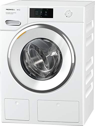 Miele 10931260 lavatrice Libera installazione Caricamento frontale Bianco 9 kg 1600 Giri/min A+++