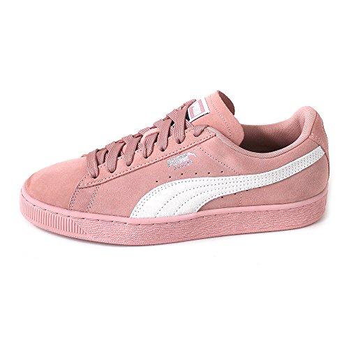 PUMA Suede Classic Wn's, Zapatillas Mujer, Beis (Peach Beige White), 38 EU