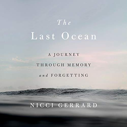 The Last Ocean audiobook cover art
