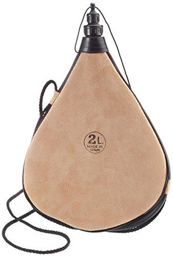 Relags Bota Original Leder Straight 1,8l Trinkflasche, Braun, 1.8 Liter