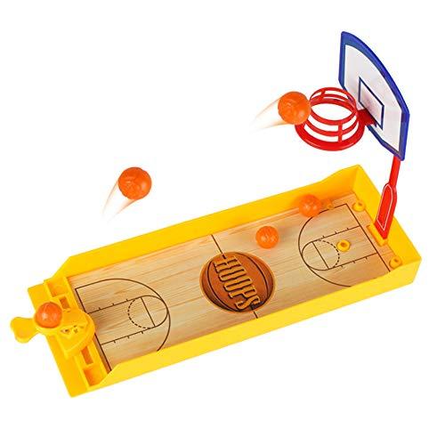 Creative Mini Finger Basketball Bureau Tir Sport Jeu Puzzle Jouet Coloré Éducatif Interactif Toy Baby Toy Toy Enfant en Bas Âge