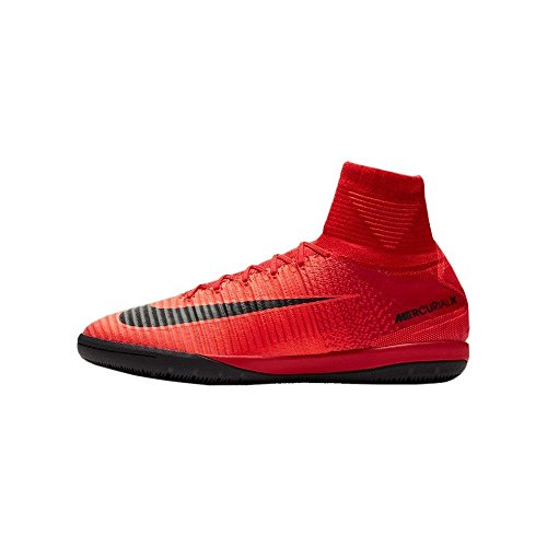 Nike MercurialX Proximo II DFIndoor Shoes [University RED] (9.5)