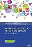 Agnes Justen-Horsten, Helmut Paschen: Online Intervention und Beratung