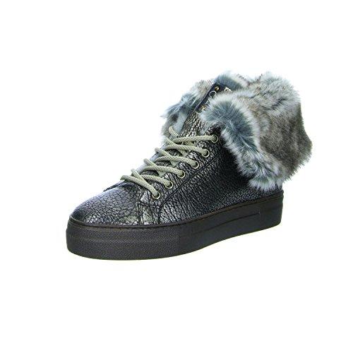 Donna Carolina Damen Sneaker 34168 033 Silber 350382