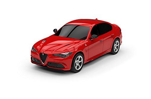 Reel Toys REELTOYS2167scala 1: 18' Alfa Romeo Giulia quadrifoglio modello di auto, modelli assortiti