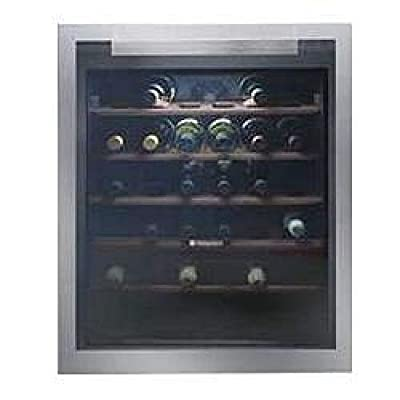 Hotpoint WE24 60cm Built-in Wine Cellar, 24 Bottle Cabinet, 45cm High by Hotpoint