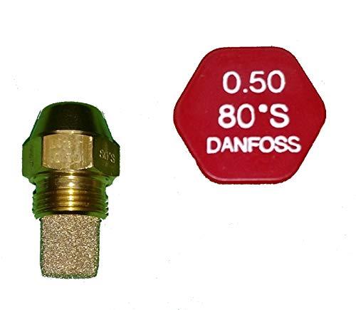 Danfoss Düse 0.50 gph. 80 Grad S (OD)