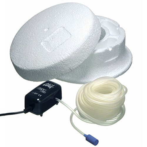 Ubbink Dispositif antigel d'étang bassin polystyrène Basic 25 2 pcs 1355958