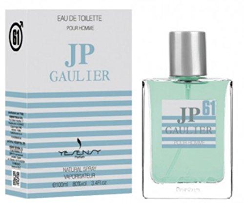 Eau De Toilette Générique JP Gaulier De Yesensy Pour Homme 100 ml