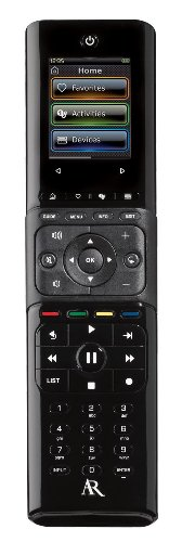 Acoustic Research ARRX18G XSight 18-Device Universal Learning Remote Control with Touchscreen Color Display (Discontinued by Manufacturer)