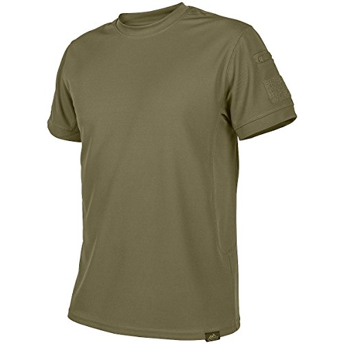 Helikon Homme T-shirt tactique Adaptive Green taille S