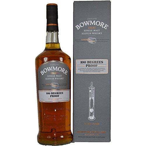 Bowmore 100 Degrees 1L 57º Est