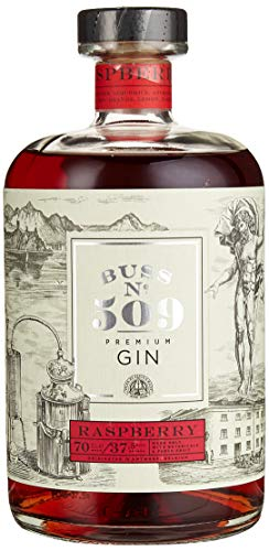 Buss N°509 Rasperry Belgium Flavor Author Collection Gin (1 x 0.7 l)