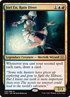 Wizards of the Coast Jori En, Ruin Diver - Duel Decks: Mind vs. Might