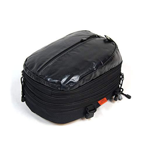 DOLA Multifunktionale Motorradhelmtasche Reitrucksack, Wasserdichtes Motorrad Schwanztasche Mit Wasserdichter Abdeckung Für Outdoor-Wanderungen Radfahren