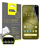 dipos I 3x Screen Protector compatible with Gigaset GS290 I