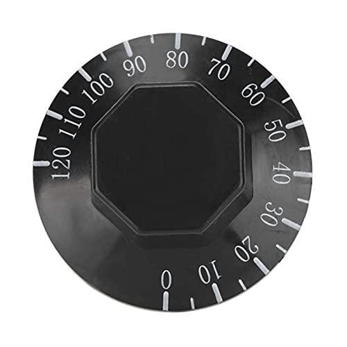 linger Control del Ventilador 0-120 ° C Control de Temperatura Termostato Interruptor de Ventilador de automóviles Universal Interruptor de Ventilador térmico