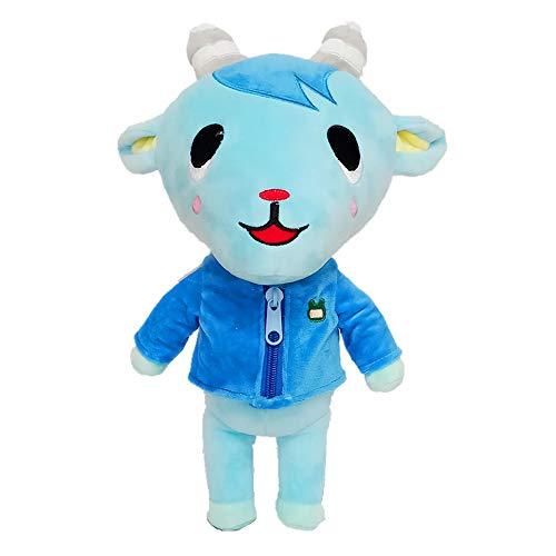 1PC / 6PC Plüschtiere Plüschfauna Gefüllte Puppe Nettes Puppenspielzeug Weiche Figur Spielzeug Bestes Sammlungsgeschenk für Kinder