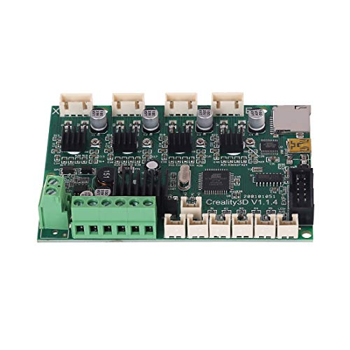 Creality CR-10 Motherboard V1.1.4 Preconfigured Firmware