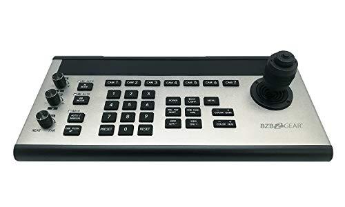 BZBGEAR Professional IP/RS232/422/RS485 Controller mit Joystick