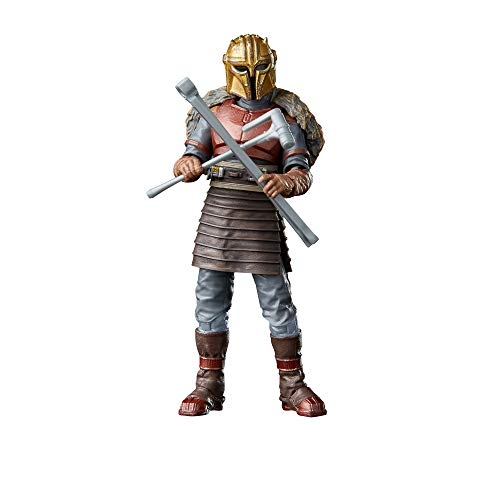 Star Wars The Vintage Collection The Armorer Toy, 3.75-Inch-Scale The Mandalorian Action Figure, Toys for Kids Ages 4 and Up