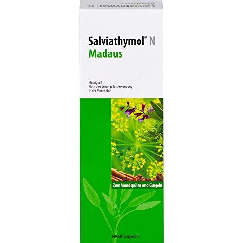 Salviathymol N Madaus Flüssigkeit, 100 ml Lösung