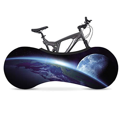 Funda Para Bicicleta, De Alta Elasticidad, Impermeable Y De Secado RáPido Starry Sky Series Funda Para Bicicleta, Adecuada Para Bicicletas De MontañA, De Carretera Y Bicicletas Plegables,#13,160*55cm