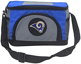 Unisex NFL Embroidered Insulated Lunch Bag Cooler