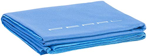 PEARL Microfasertuch Badetuch: Schnelltrocknendes Mikrofaser-Badetuch, 180 x 90 cm, blau (Schnelltrocknendes Handtuch)