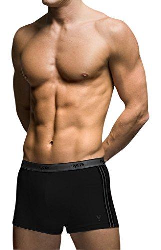 FiveG Herren 6 Paar Steve Redgrave Boxershorts Badehose, in 4 Größen (L 36-38