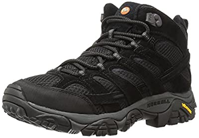 Merrell Men's Moab 2 Vent Mid Hiking Boot by Merrell Footwear