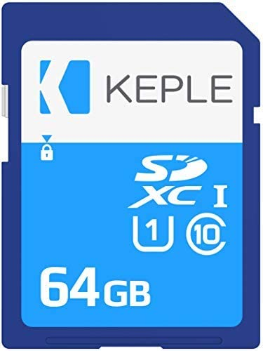 128GB SD Card Class 10 Memory Card Compatible with HP Stream 14-ax002na, 14-ax000na, x360, x360 11-aa000na, Pavilion x360 14-ba031na / Lenovo IdeaPad 350, 120S, 320, 520S Laptop UHS-1 U1 SDXC 128 GB