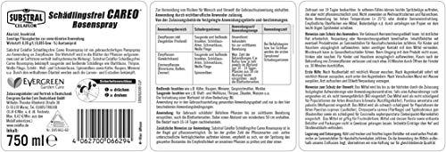 Substral Celaflor Schädlingsfrei Careo Rosenspray - 8