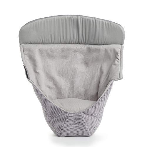 Ergobaby Coussin Bébé pour les Porte-Bebe, Collection Performance (3.2–5.5 kg), Gris