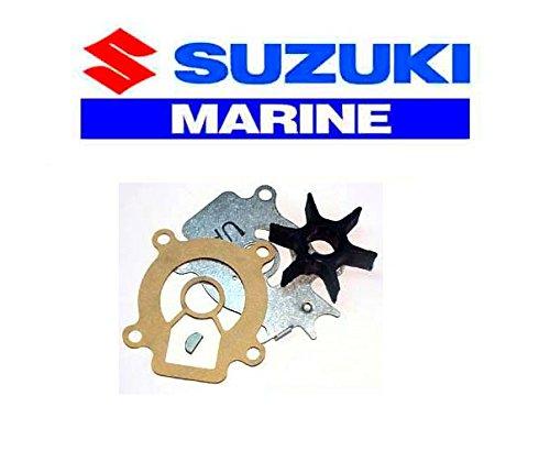 OEM 17400-95351 Suzuki Outboard Water Pump Kit Repair DT75, DT85 2 Stroke 1985-2000