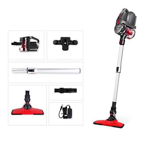 Great Deal! Kindes Cordless Vacuum, 2 in 1 Handheld Vacuum, Powerful Suction Cleaning, Lightweight, ...