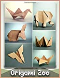 Origami Zoo: How to Make Origami Animals | The Great Big Easy ORIGAMI Book | Origami Made Simple | Origami kit japanese